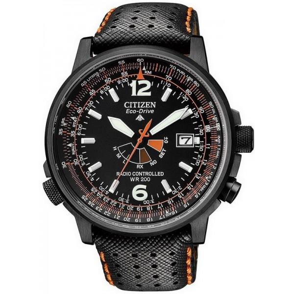 Comprar Reloj para Hombre Citizen Pilot Radiocontrolado Eco-Drive AS2025-09E