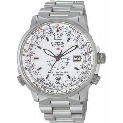 Comprar Reloj para Hombre Citizen Pilot Radiocontrolado Titanio Eco-Drive AS2031-57A