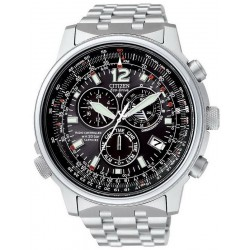 Comprar Reloj para Hombre Citizen Crono Pilot Radiocontrolado AS4020-52E