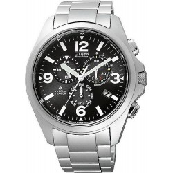 Reloj para Hombre Citizen Crono Field Radiocontrolado Titanio AS4030-59E