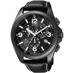 Comprar Reloj para Hombre Citizen Crono Field Radiocontrolado Titanio AS4035-04E