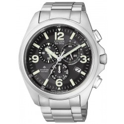 Reloj para Hombre Citizen Crono Field Radiocontrolado AS4041-52E