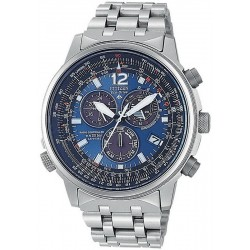 Comprar Reloj para Hombre Citizen Crono Pilot Radiocontrolado Titanio AS4050-51L