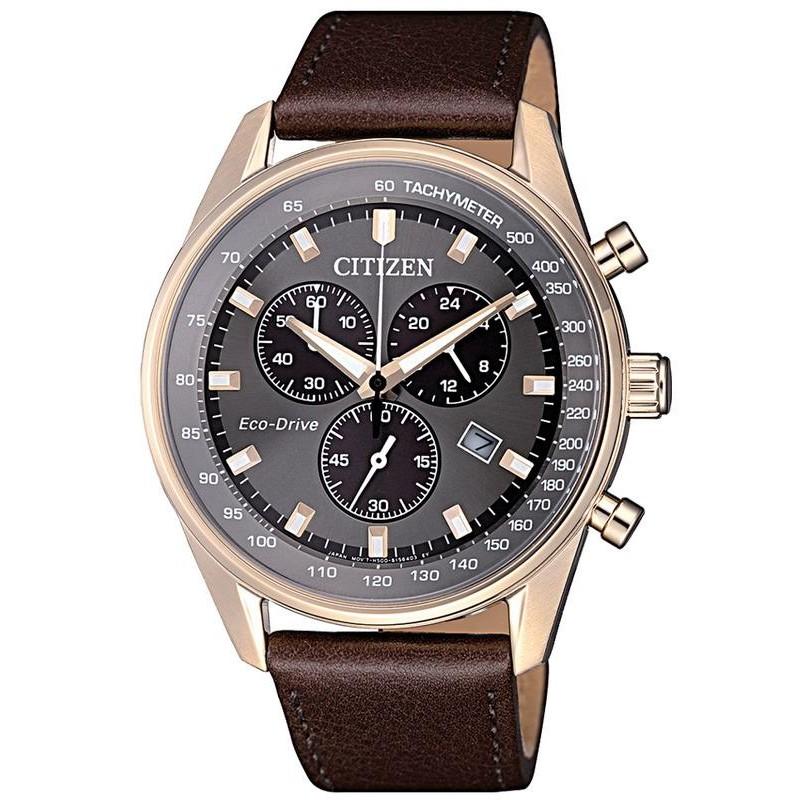 Reloj para Hombre Citizen Crono Eco-Drive AT2393-17H - Joyería de Moda c51a65b56ce