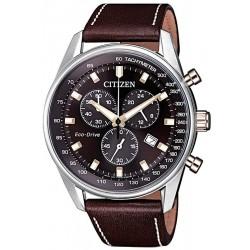Comprar Reloj para Hombre Citizen Crono Eco-Drive AT2396-19X