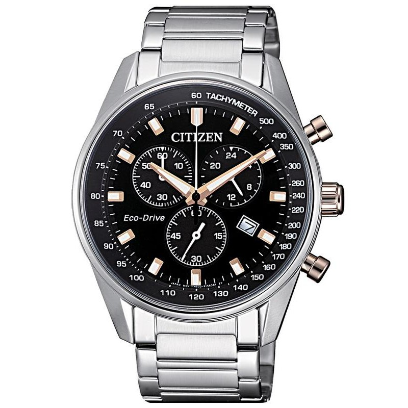 b61344c8fc6 Reloj para Hombre Citizen Crono Eco-Drive AT2396-86E