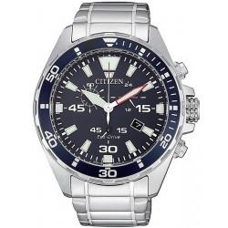 Reloj para Hombre Citizen Crono Sport Eco-Drive AT2431-87L
