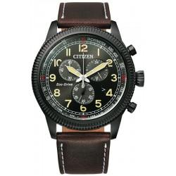 Reloj para Hombre Citizen Crono Aviator Eco Drive AT2465-18E