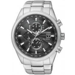 Comprar Reloj para Hombre Citizen Eco-Drive Radiocontrolado H800 Crono AT8011-55E