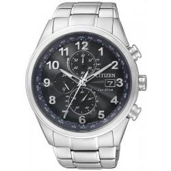 Comprar Reloj para Hombre Citizen Eco-Drive Radiocontrolado H800 Crono AT8011-55L