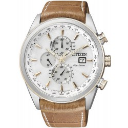 Comprar Reloj para Hombre Citizen Eco-Drive Radiocontrolado H800 Crono AT8017-08A