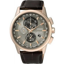 Reloj para Hombre Citizen Radiocontrolado H804 Crono Evolution 5 AT8113-12H