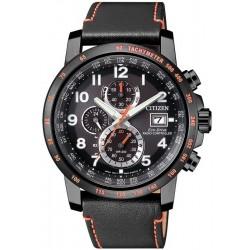Reloj para Hombre Citizen Radiocontrolado H800 Sport Eco-Drive AT8125-05E