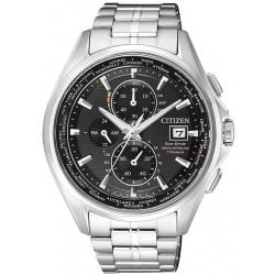 Reloj para Hombre Citizen Radiocontrolado H800 Eco-Drive Titanio AT8130-56E