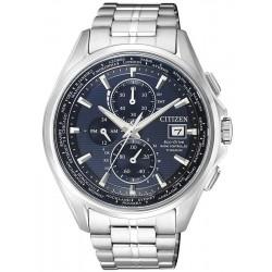 Reloj para Hombre Citizen Radiocontrolado H800 Eco-Drive Titanio AT8130-56L