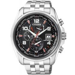 Reloj para Hombre Citizen Radiocontrolado H820 Eco-Drive AT9030-55F