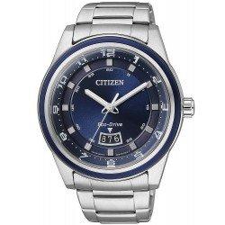 Reloj para Hombre Citizen Metropolitan Eco-Drive AW1276-50L
