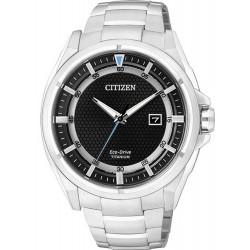 Reloj para Hombre Citizen Super Titanium Eco-Drive AW1400-52E
