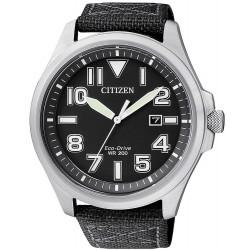 Reloj para Hombre Citizen Military Eco-Drive AW1410-24E