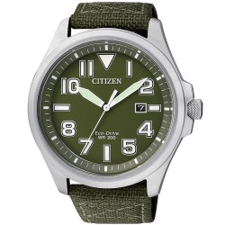 Reloj para Hombre Citizen Military Eco-Drive AW1410-32X