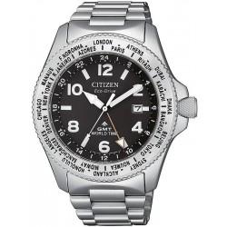 Reloj para Hombre Citizen Promaster Field GMT BJ7100-82E