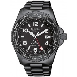 Reloj para Hombre Citizen Promaster Field GMT BJ7107-83E