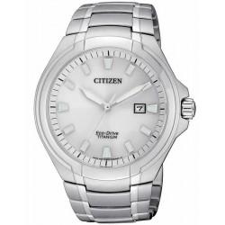 Reloj para Hombre Citizen Super Titanium Eco-Drive BM7430-89A