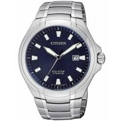Reloj para Hombre Citizen Super Titanium Eco-Drive BM7430-89L