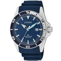 Reloj para Hombre Citizen Promaster Diver's Eco-Drive 200M BN0100-34L