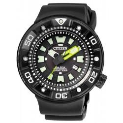 Reloj para Hombre Citizen Promaster Diver's Eco-Drive 300M BN0175-01E