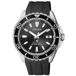 Reloj para Hombre Citizen Promaster Diver's Eco-Drive 200M BN0190-15E