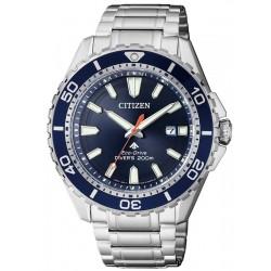 Reloj para Hombre Citizen Promaster Diver's Eco-Drive 200M BN0191-80L