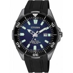 Reloj para Hombre Citizen Promaster Diver's Eco Drive 200M Super Titanio BN0205-10L