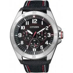 Reloj para Hombre Citizen Military Eco-Drive BU2030-17E Multifunción
