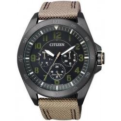 Reloj para Hombre Citizen Military Eco-Drive Multifunción BU2035-05E
