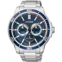 Reloj para Hombre Citizen Marine Eco-Drive BU2040-56L Multifunción