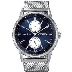 Reloj para Hombre Citizen Metropolitan Eco-Drive BU3020-82L
