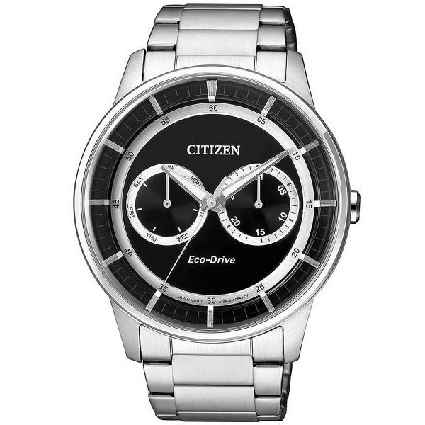 Comprar Reloj para Hombre Citizen Style Eco-Drive BU4000-50E Multifunción