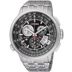 Comprar Reloj para Hombre Citizen Radiocontrolado Crono Pilot Evolution 5 Titanio BY0011-50F