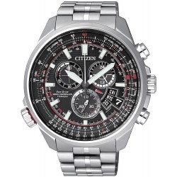 Reloj para Hombre Citizen Radiocontrolado The Pilot Evolution 5 Titanio BY0120-54E