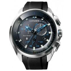 Reloj para Hombre Citizen Radiocontrolado W770 Bluetooth Eco-Drive BZ1020-14E