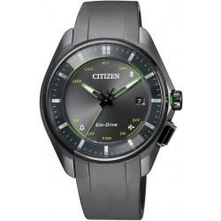 Reloj para Hombre Citizen Radiocontrolado W770 Bluetooth Super Titanium BZ4005-03E