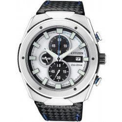 Reloj para Hombre Citizen Crono Racing Eco-Drive CA0157-01A