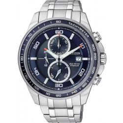 Reloj para Hombre Citizen Super Titanium Crono Eco-Drive CA0345-51L