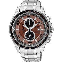 Reloj para Hombre Citizen Super Titanium Crono Eco-Drive CA0347-56W