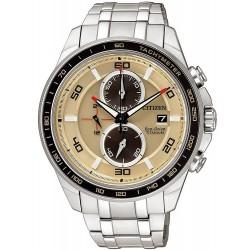 Reloj para Hombre Citizen Super Titanium Crono Eco-Drive CA0348-53W