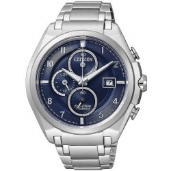 Reloj para Hombre Citizen Super Titanium Crono Eco-Drive CA0350-51L