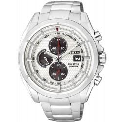 Reloj para Hombre Citizen Super Titanium Crono Eco-Drive CA0550-52A