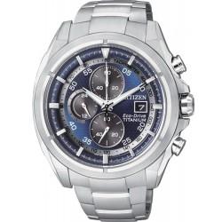 Reloj para Hombre Citizen Super Titanium Crono Eco-Drive CA0550-52M