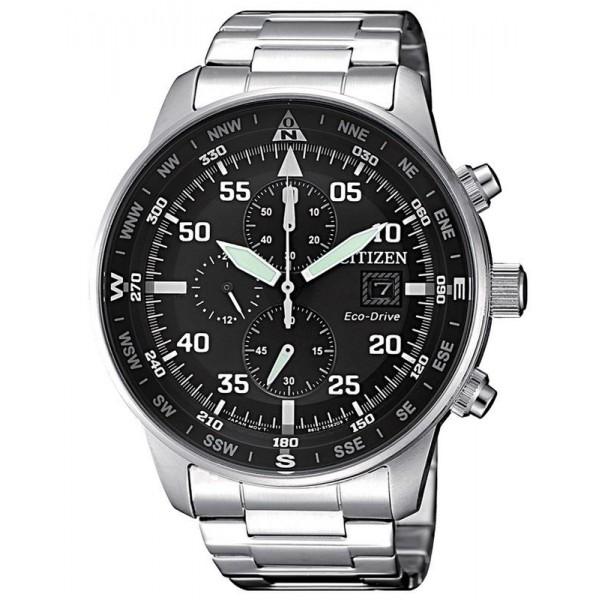 Comprar Reloj para Hombre Citizen Crono Aviator Eco-Drive CA0690-88E